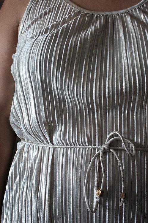 Robe plis soleil gr. Large