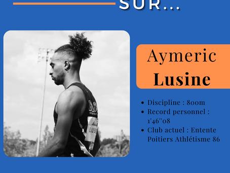 🔎 Zoom sur : Aymeric Lusine