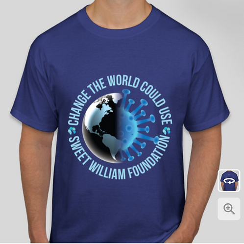 Change The World Could Use tee
