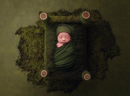 Cypress Newborn Photographer | Newborn boy pictures