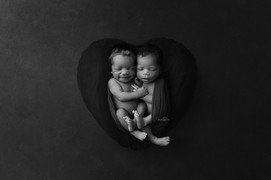 Houston Newborn Twins Photographer