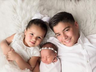 Newborn Girl | Cypress Newborn Photographer