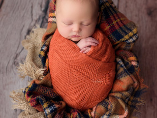 Cypress Newborn Photographer | Holiday Babies
