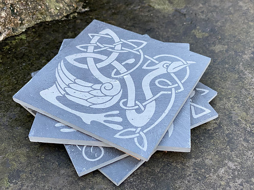 Celtic Animal Coaster