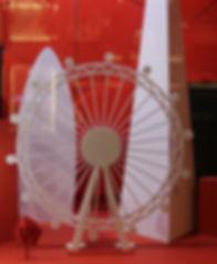Harrods Vodafone Retail Window