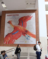 Large Format print for The British Library