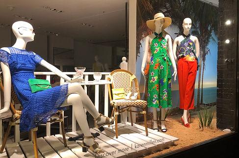 Karen Millen Retail Window