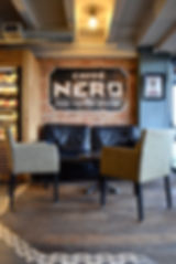 Caffee Nero Interior sign
