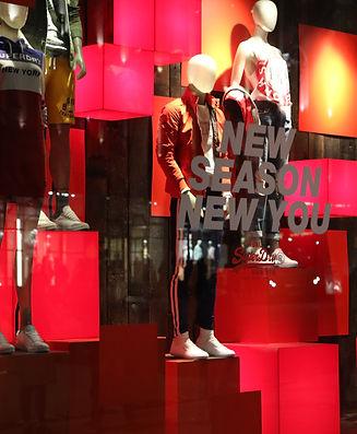 Superdry Retail Window
