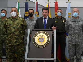 Colombian Official Refuses to Say if Children Were Killed in Attack on Rebels