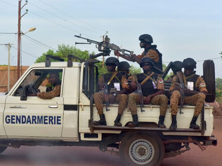 Over 180 Bodies Found Dumped in Burkina Faso Town, Report Says