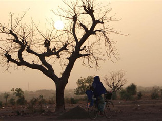 Caught between climate crisis and armed violence in Burkina Faso