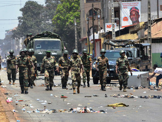 Genocide Watch: Guinea