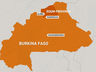 Desperation grows as fighters blockade key Burkina Faso town