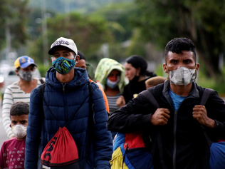 Colombia Makes 'Historic' Decision to Grant Legal Status to 1.7 Million Venezuelan Migrants