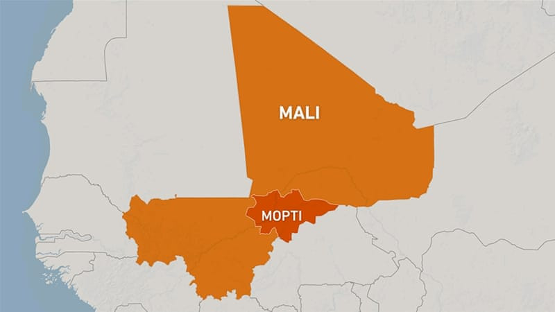 Mopti Region, Central Mali