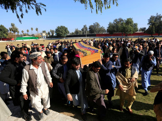Targeted killings of journalists are on the rise across Afghanistan