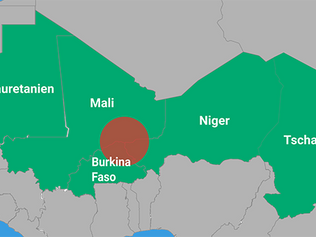 At least 18 killed in attacks in Burkina Faso and Mali