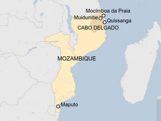 Thousands flee violence in Mozambique