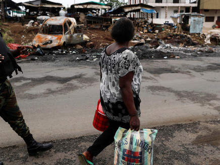 Sexual Assault in Cameroon's Anglophone Southwest