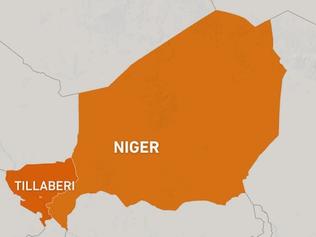 Gunmen on motorbikes raid Niger villages, kill at least 137