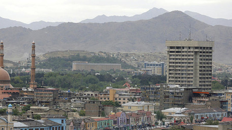 'Our Houses Are Not Safe': Residents Fear Taliban In Afghanistan's Capital
