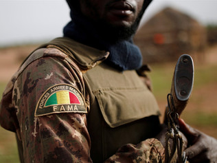 UN probe in Mali sees war crimes, crimes against humanity: Report