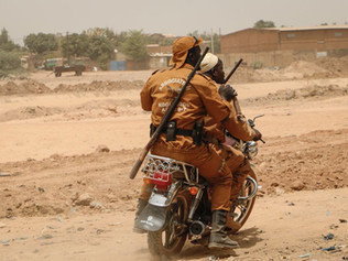 Burkina Faso's volunteer fighters are no match for jihadists