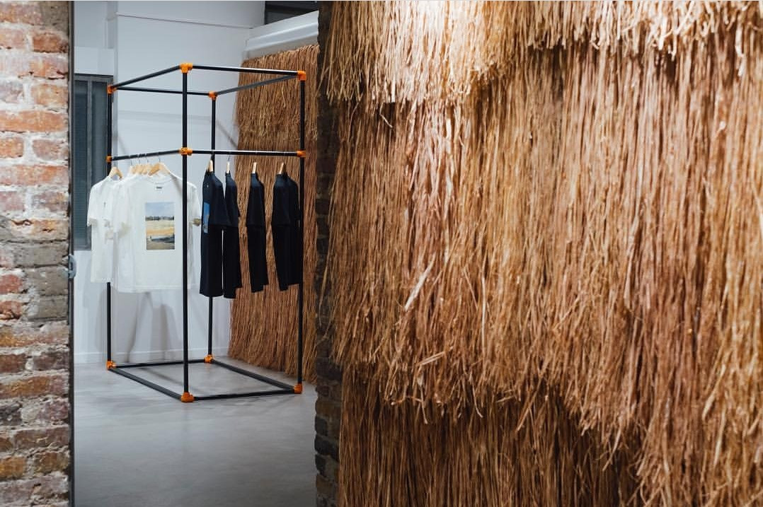 Scénographie corporate commande événementiel fashion week