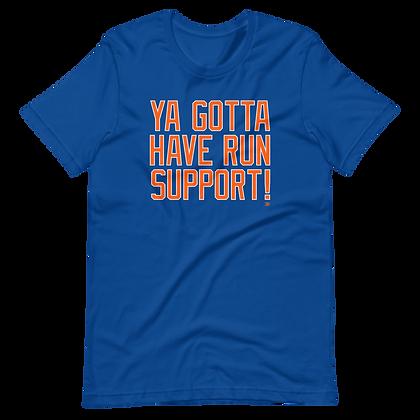 Run Support Tee