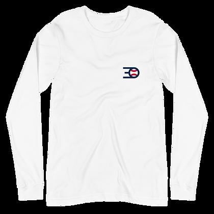 The 3-0 Take Logo Long Sleeve Tee