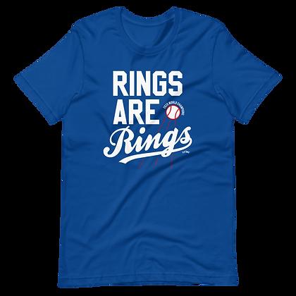 Rings are Rings Tee