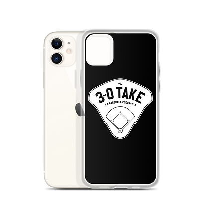 The 3-0 Take iPhone Case (Black)