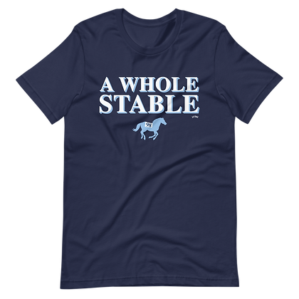 A Whole Stable Tee