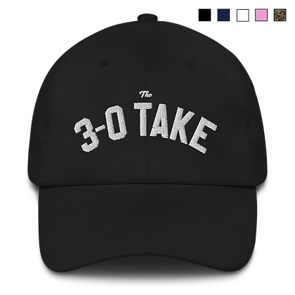 The 3-0 Take Dad Hat