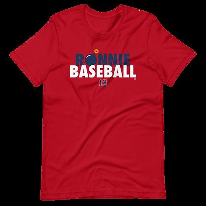 Ronnie Baseball Tee