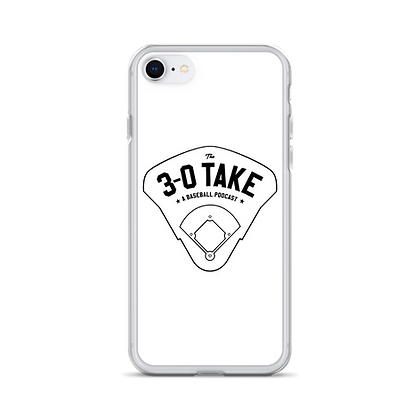 The 3-0 Take iPhone Case (White)