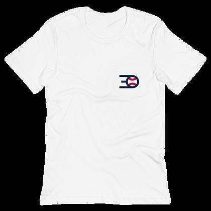 The 3-0 Take Logo Pocket Tee