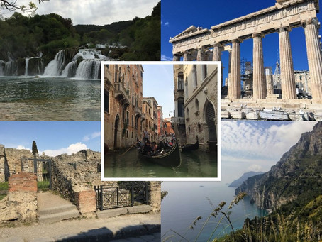Mediterranean Cruise 2017 Part 2 (Apr 6-14)
