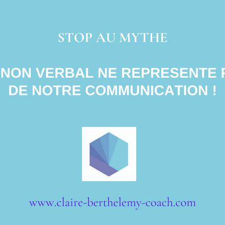 Stop au mythe : non, le non-verbal ne représente pas 93% de notre communication !