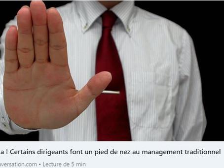 Managers et dirigeants, tentez VRAIMENT la confiance !
