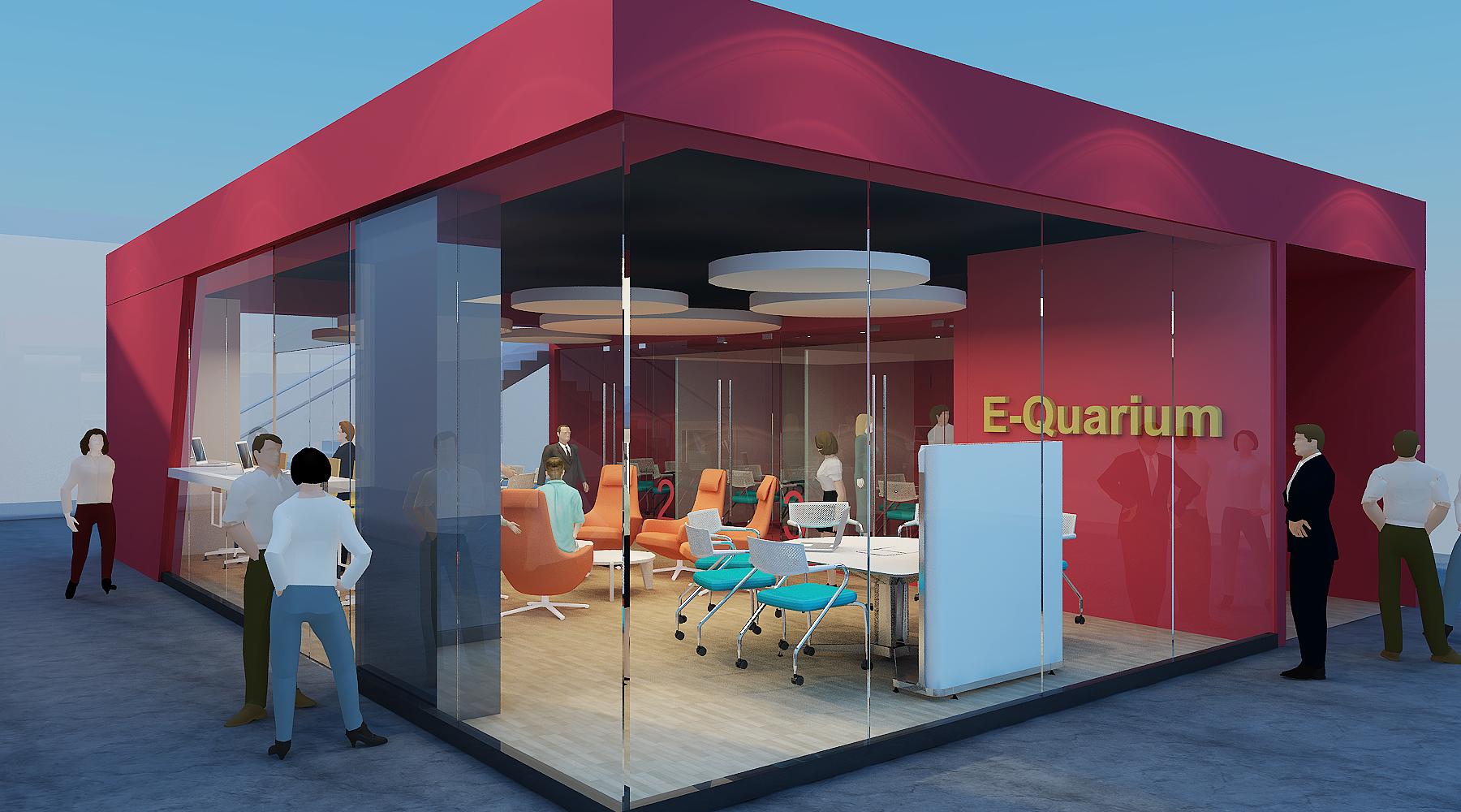 Taylor's E-Quarium