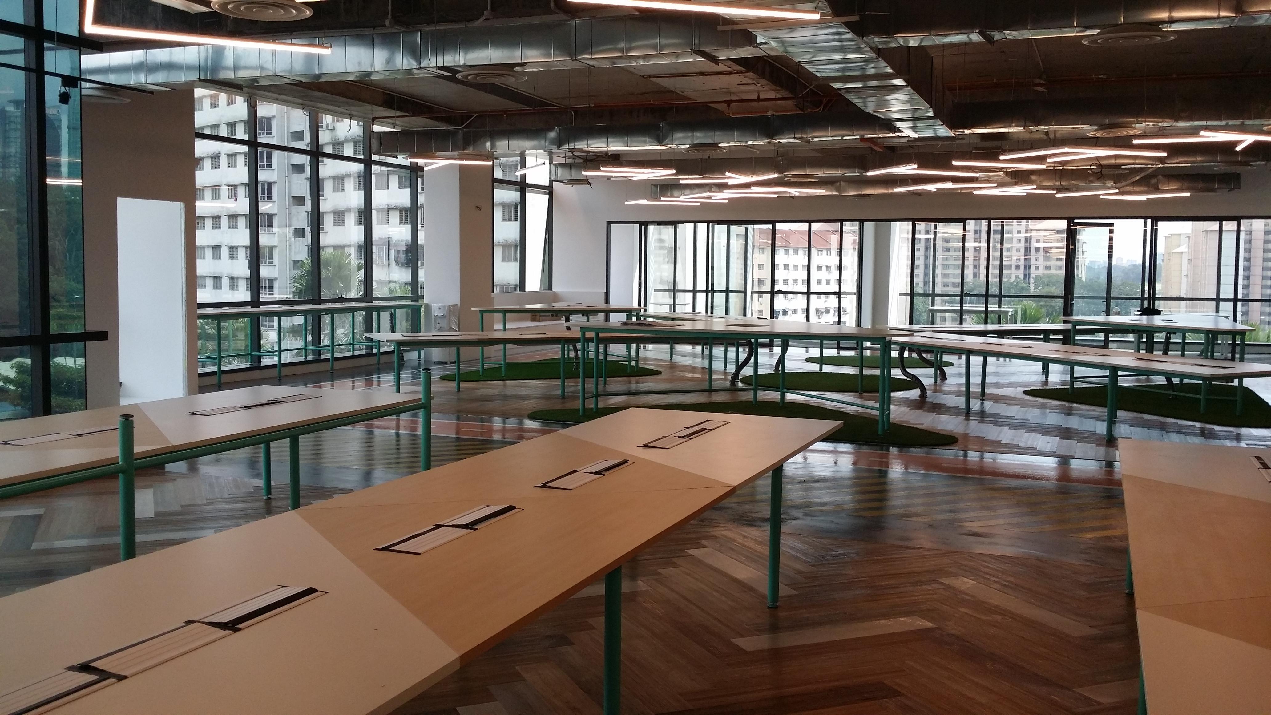 KFIT Office