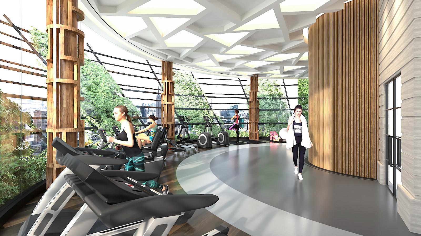 gym amend 1