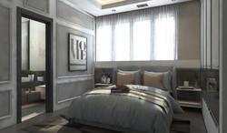 C07_First Floor_Bedroom 2 View