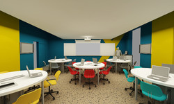 Taylor's X-Space classroom