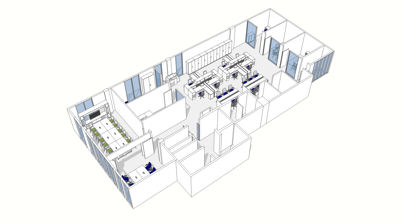 Ferring Pharmaceuticals Proposal Layout Plan_R6_SIDE VIEW A