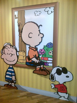 Charlie Brown Cafe Klcc