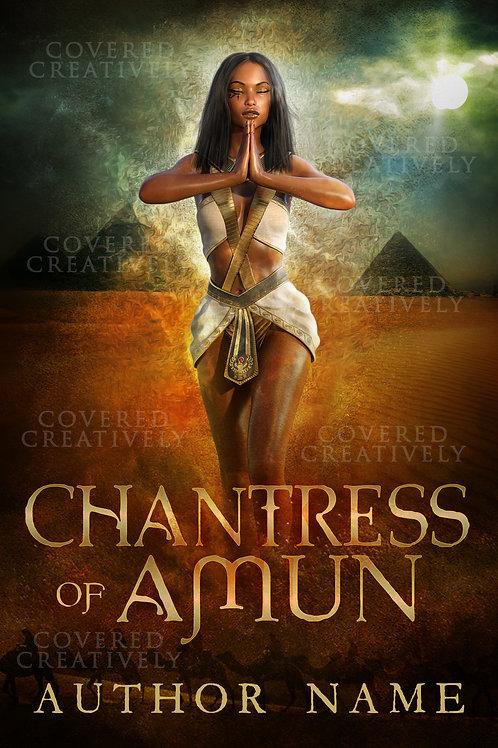 1213 Chantress of Amun