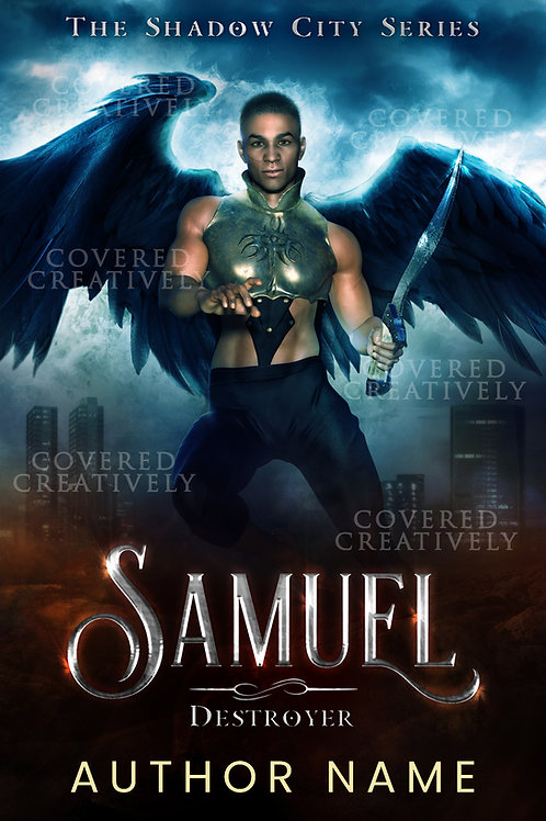 2047 Shadow City: Samuel